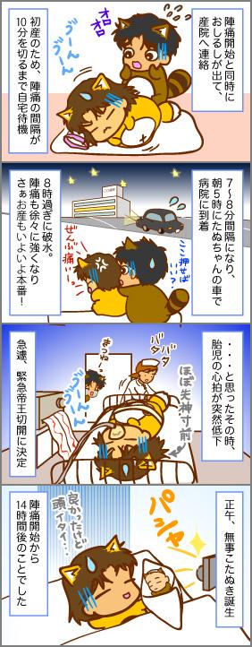 大どんでん返し~出産(1)~