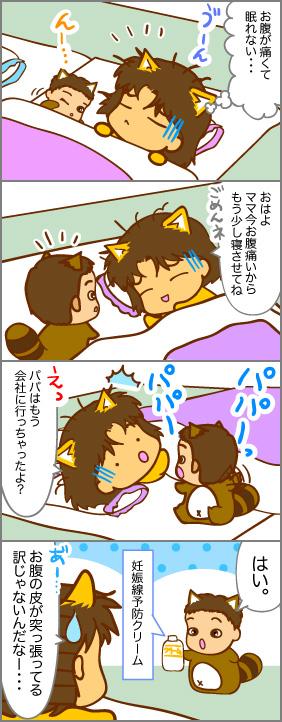 こたぬきの気遣い~出産(2)~