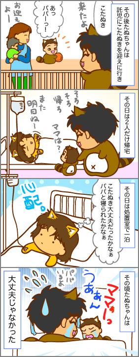 手術当日の夜~出産(10)~